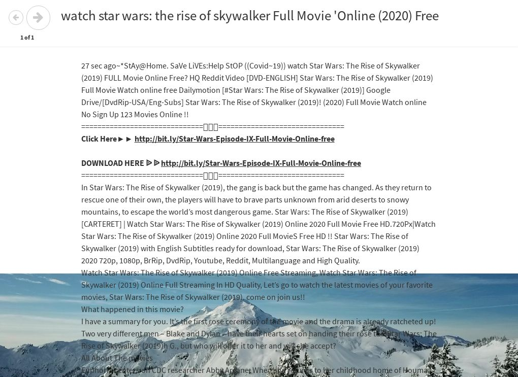 123movies Hd Watch Star Wars The Rise Of Skywalker 2019 Online Full Free Google Drive Film