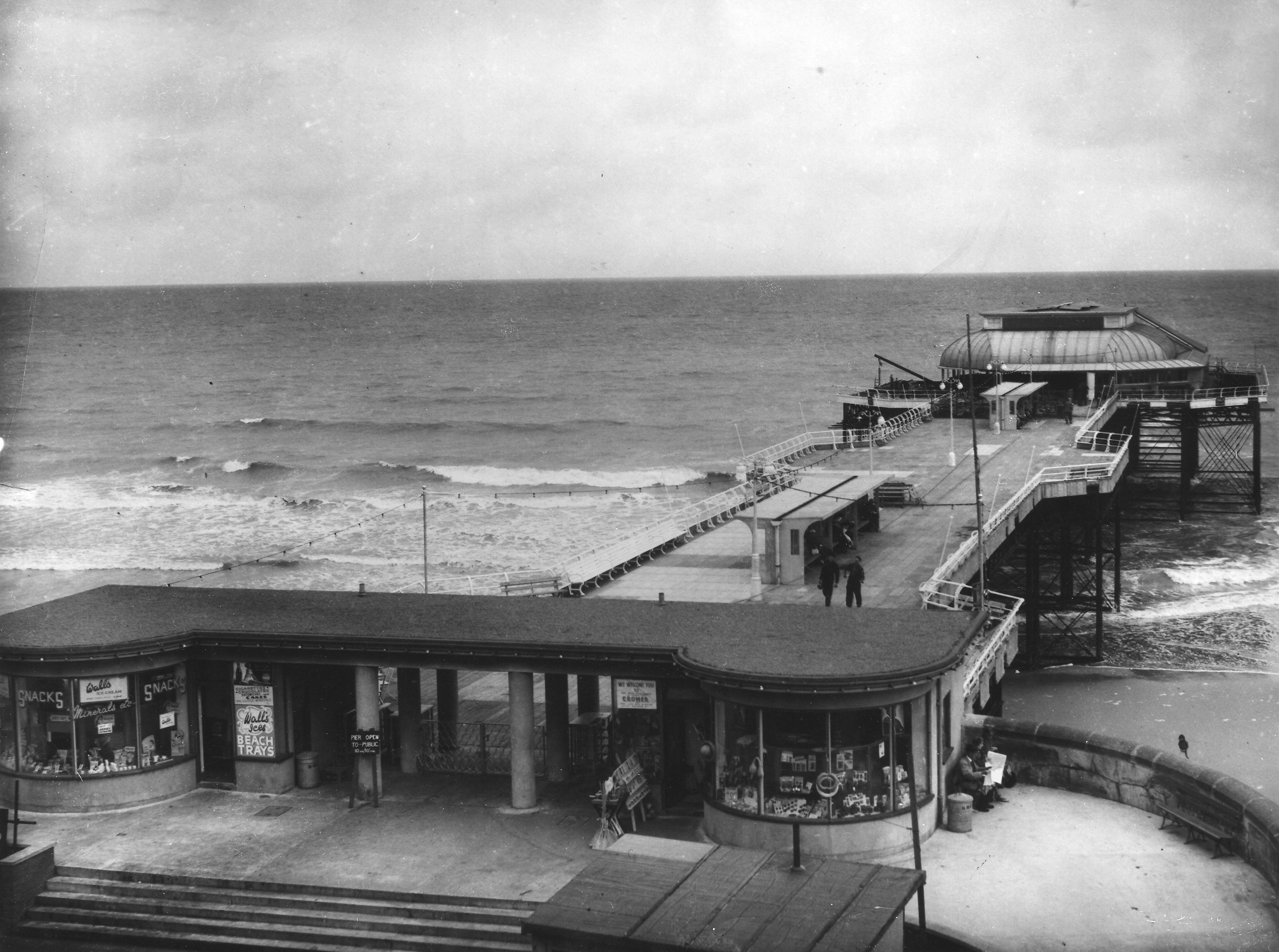 See how these Cromer landmarks have changed over the years